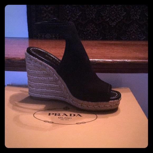 Prada Shoes - Prada Women Wedges